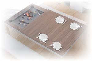 Pooltafel of biljarttafel bouwen met een bouwtekening