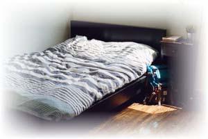 Een bed maken voor dummies