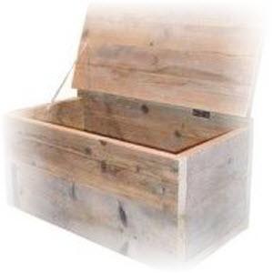 zelf houten kist maken